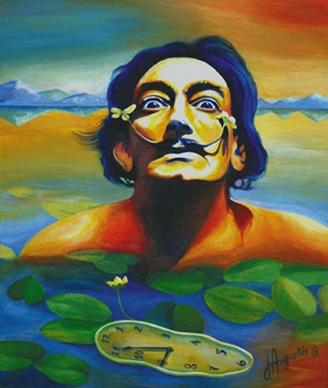 salvador-dali-by-jamesaugustin