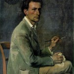 balthus_self-portrait