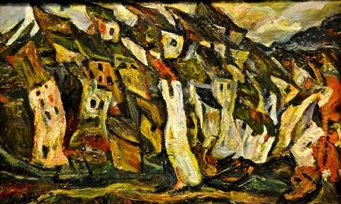 chaim_soutine_les_maison_1921-0b28a