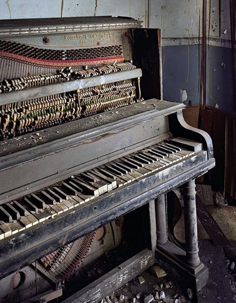 Fortepian Szkoła Sw.Alberta