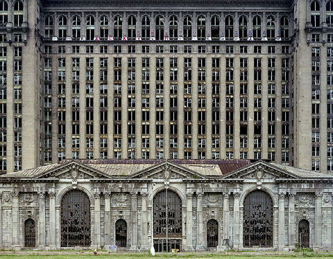 Michigan central station01