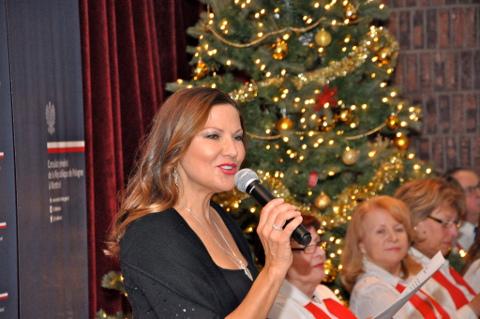 Liliana-salon poezji.grudzień.2013