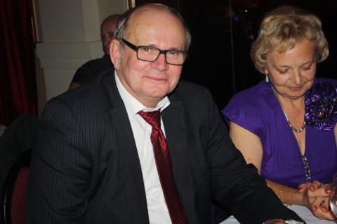 Pan Tadeusz Nowak z małżonką.........prezes grupy I PKTWP