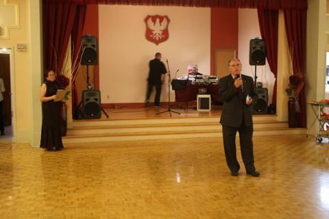 Prezes Henryk Wójcik
