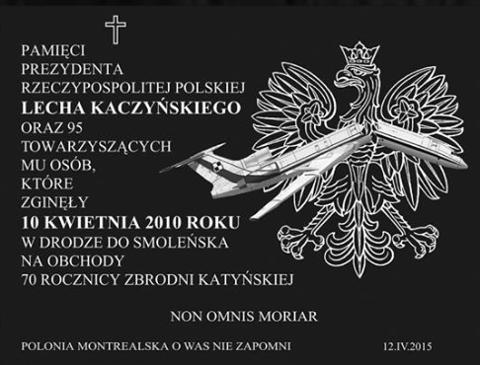 Tablica KGP Montreal 2015